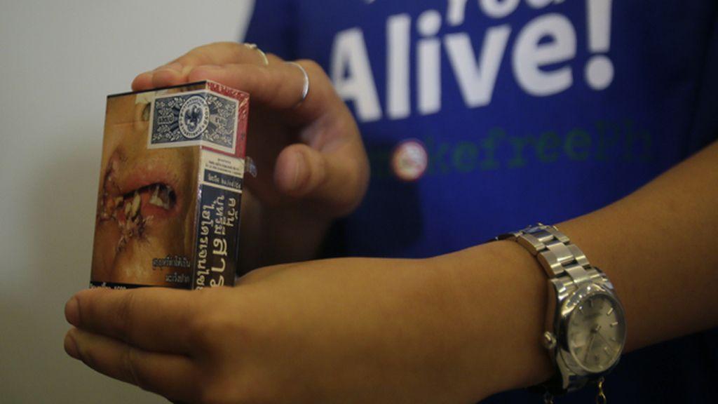 Filipinas pone en marcha una agresiva campaña para frenar el consumo de tabaco