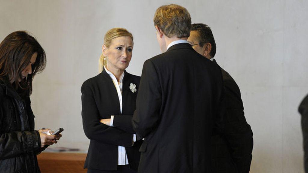Cristina Cifuentes, política del Partido Popular
