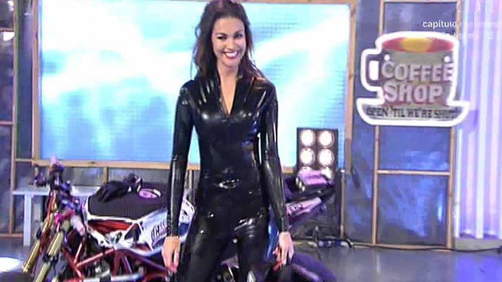 Ya está aquí la nueva presentadora del programa