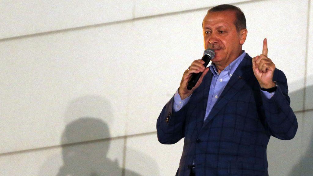 Erdogan gana las elecciones de Turquía