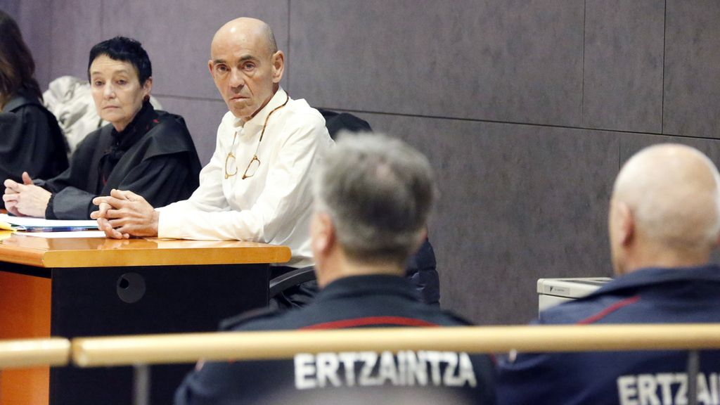 Jon Ezkurdia, acusado de la muerte de su marido, el actor Koldo Losada
