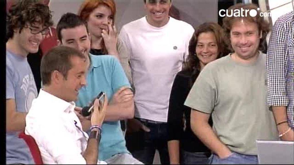 Videochat Los Manolos 25 de octubre 2010 (1 de 3)