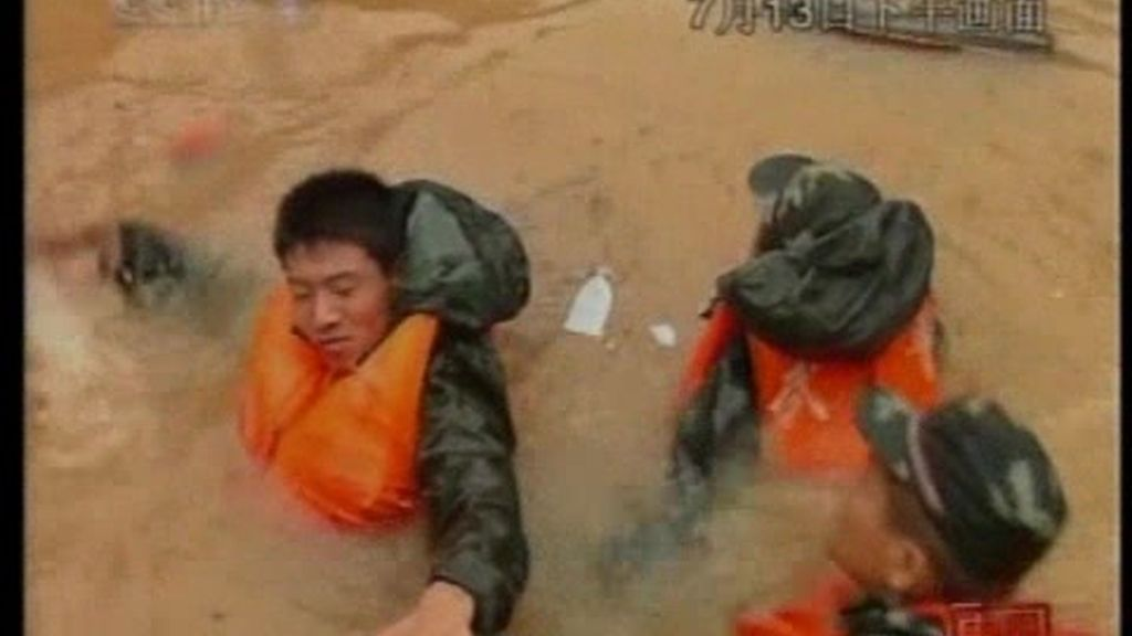 Tragedia en Asia por las inundaciones
