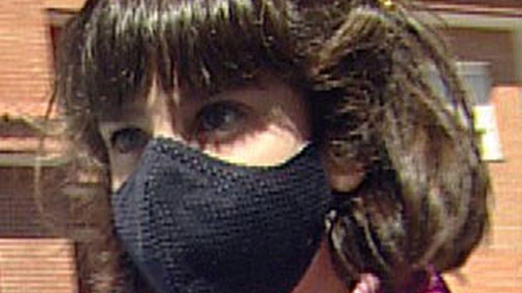 Itziar es, con sólo siete años, la 'niña burbuja' más joven de España. Vídeo: Informativos Telecinco