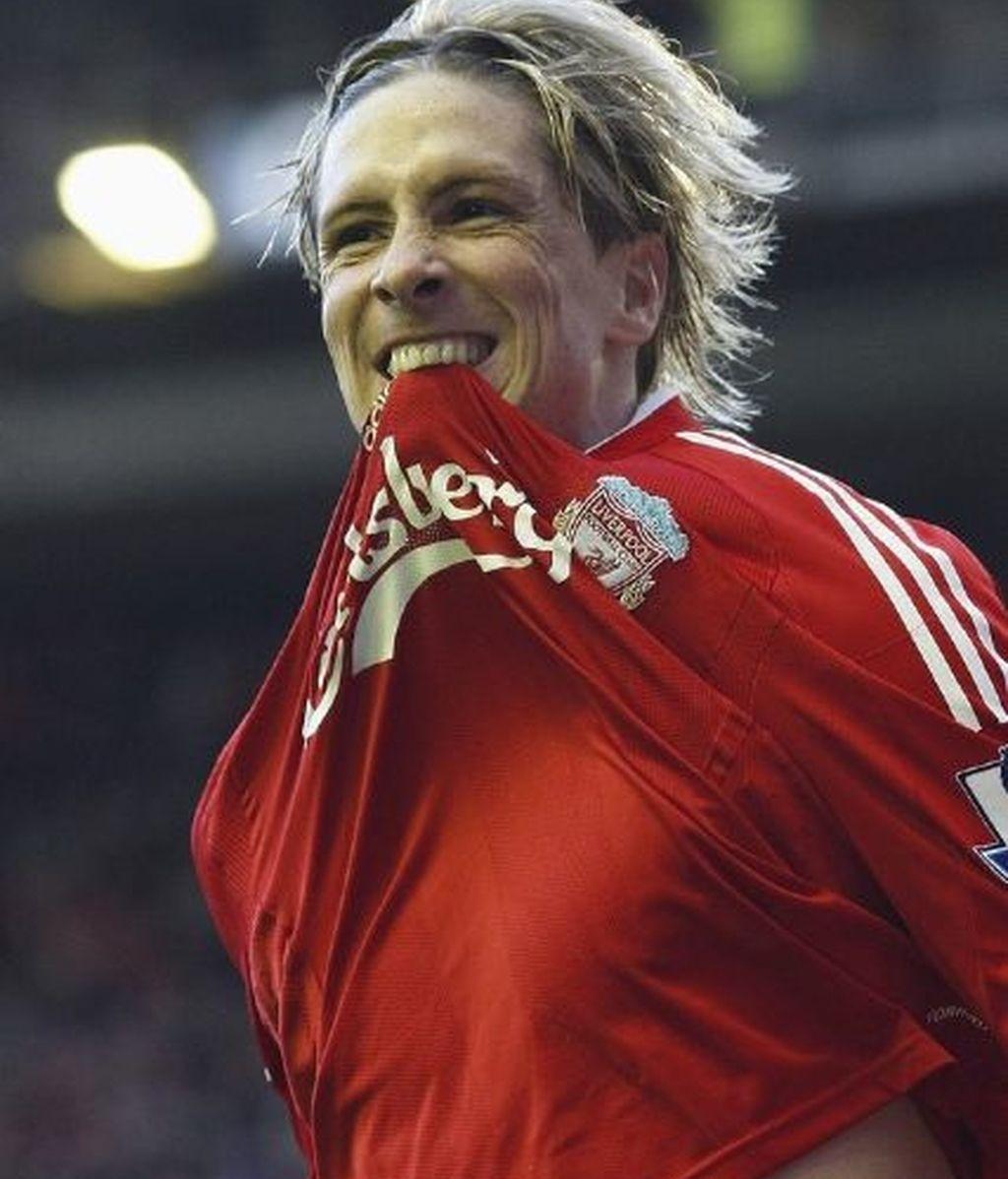 Fernando Torres se 'come' al United