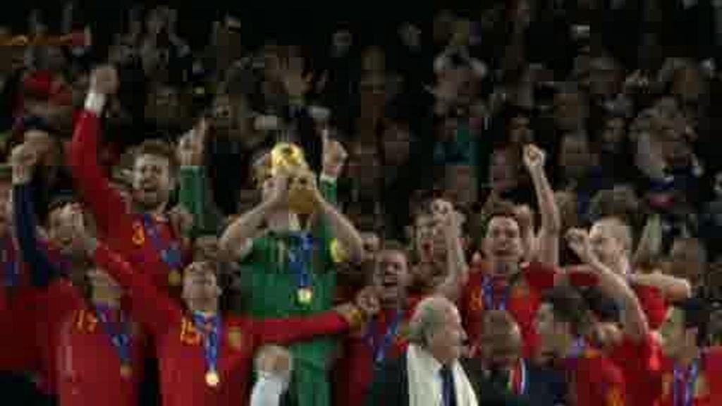 La Roja, la mejor embajadora de España