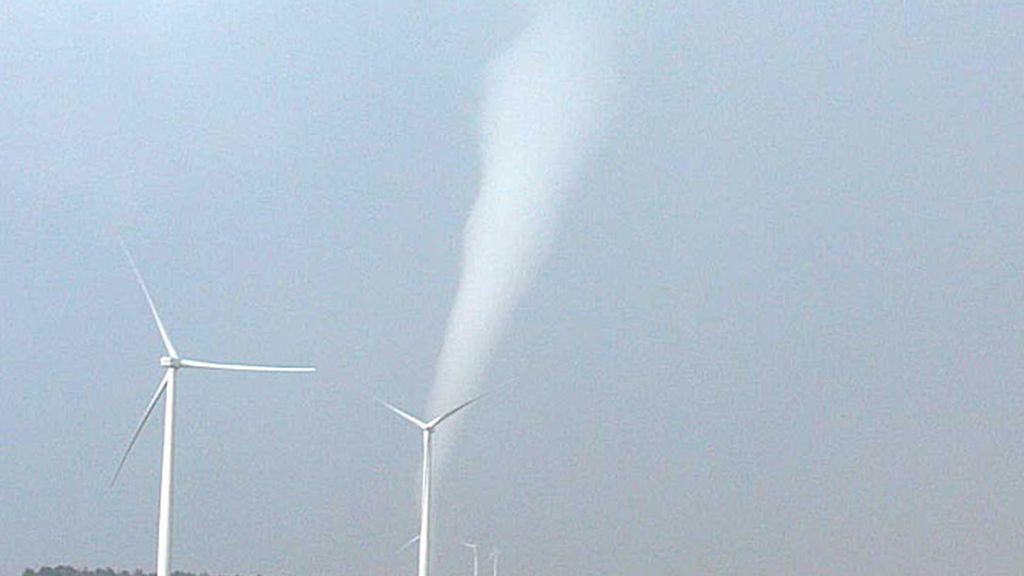 Estado de alerta: un tornado fuerza 3