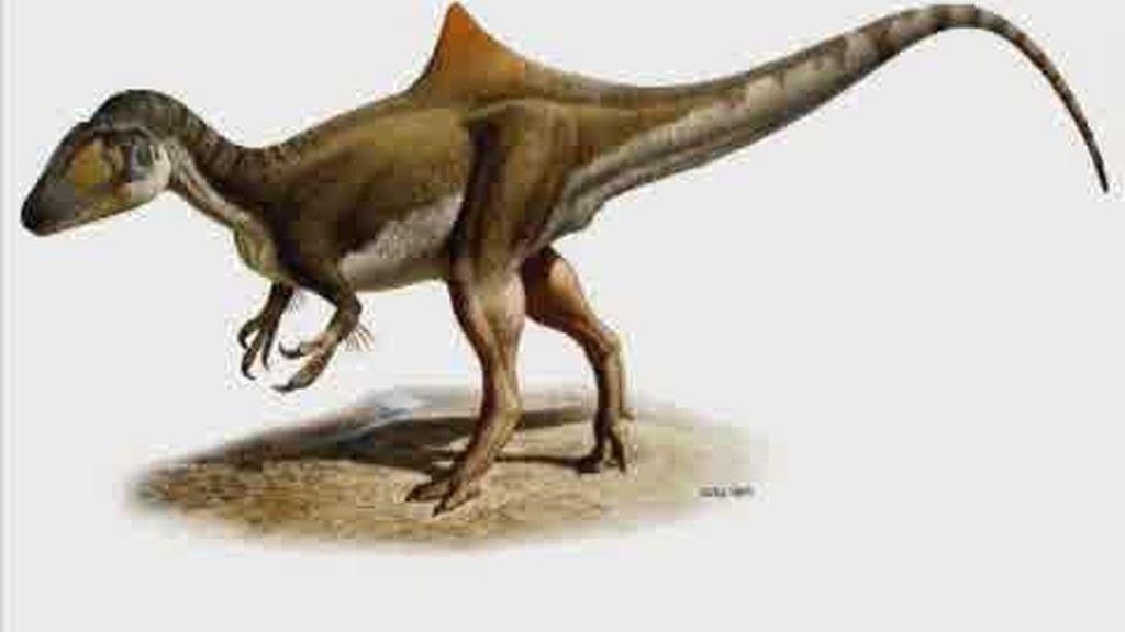 """El dinosaurio """"Pepito"""""""