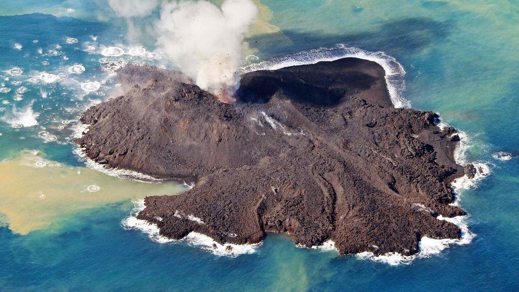 Actividad sísmica del islote