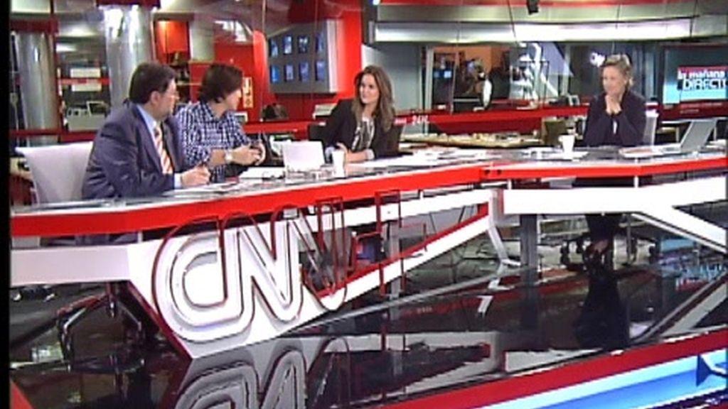Adiós a la escuela de CNN+