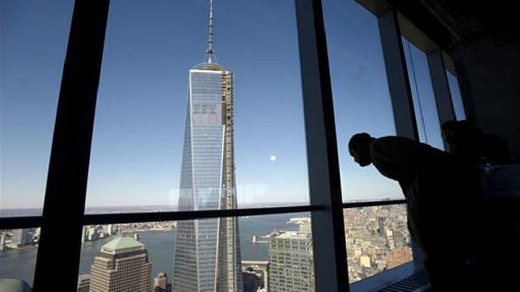 El One World Trade Center abre sus puertas trece años después del 11-S