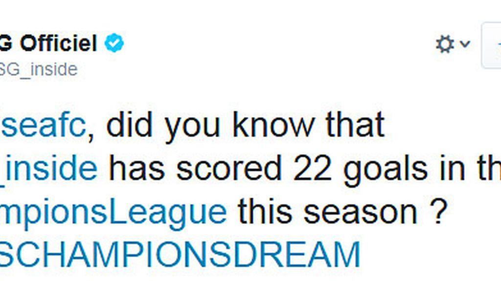 PSG-Chelsea Twitter3