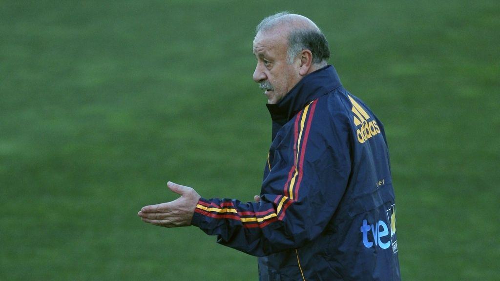 Del Bosque ya piensa en la Eurocopa 2012