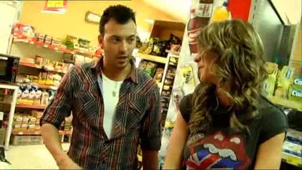 ¡Horror en el supermercado!