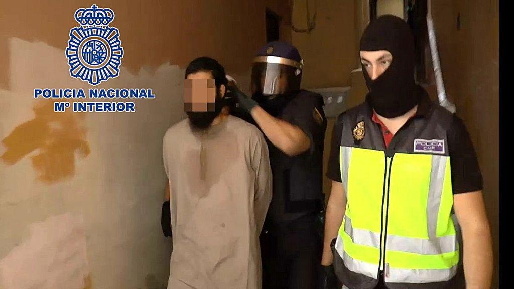 Detnida una célula yihadista en Melilla y Nador vinculada al Estado Islámico