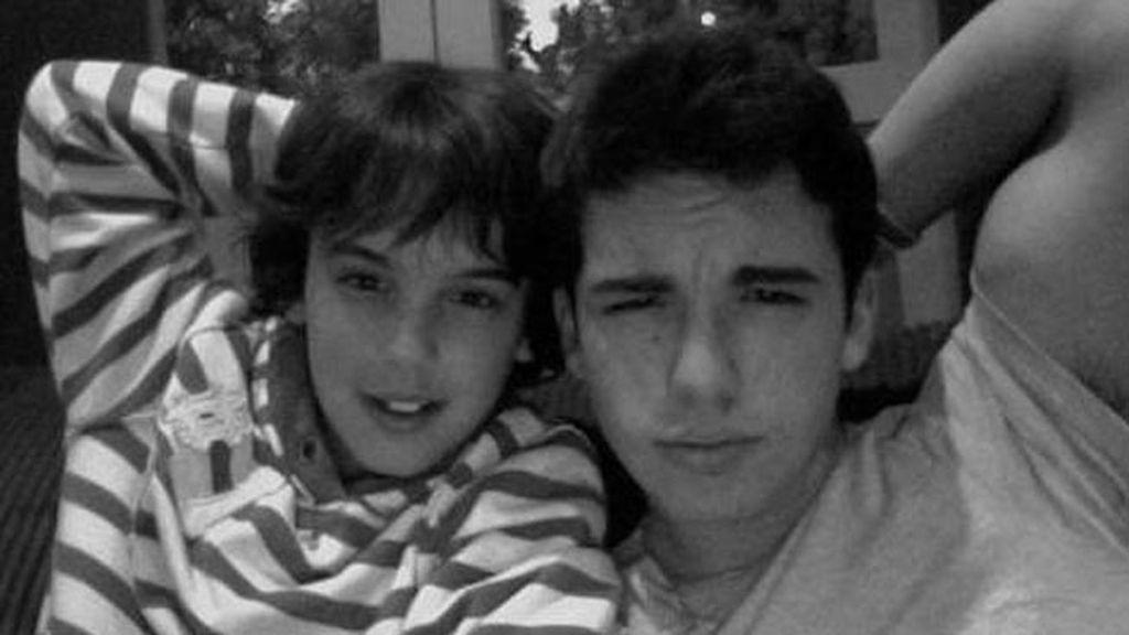 Oscar y Christian Casas