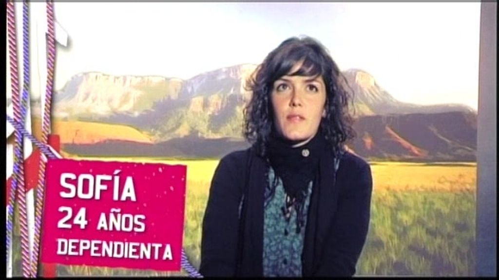 Conoce a Sofía Buchó