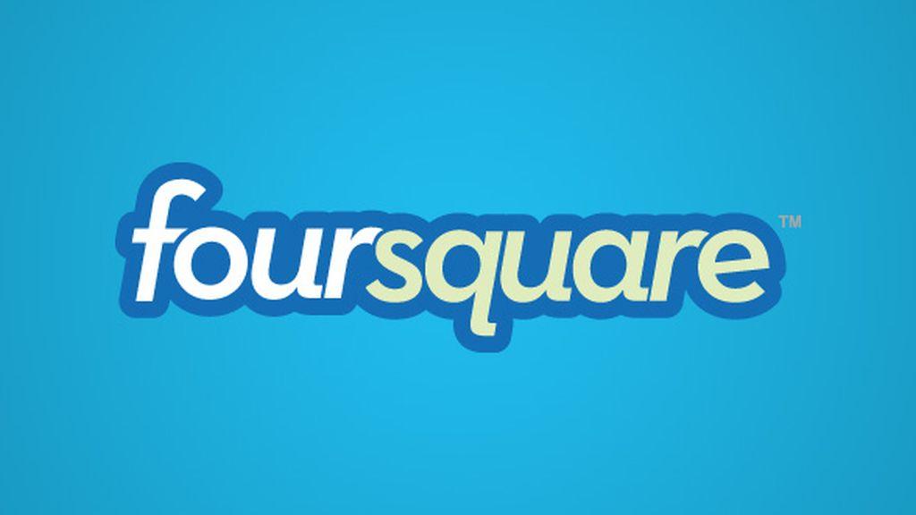 Foursquare es una red social para indicar los sitios en los que has estado