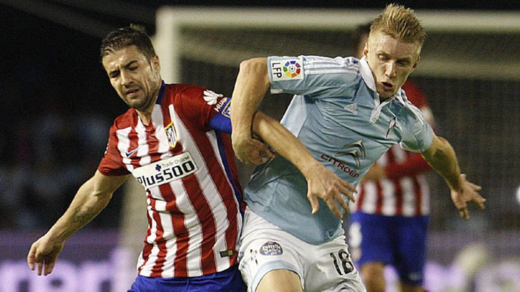 Celta-Atlético de Madrid