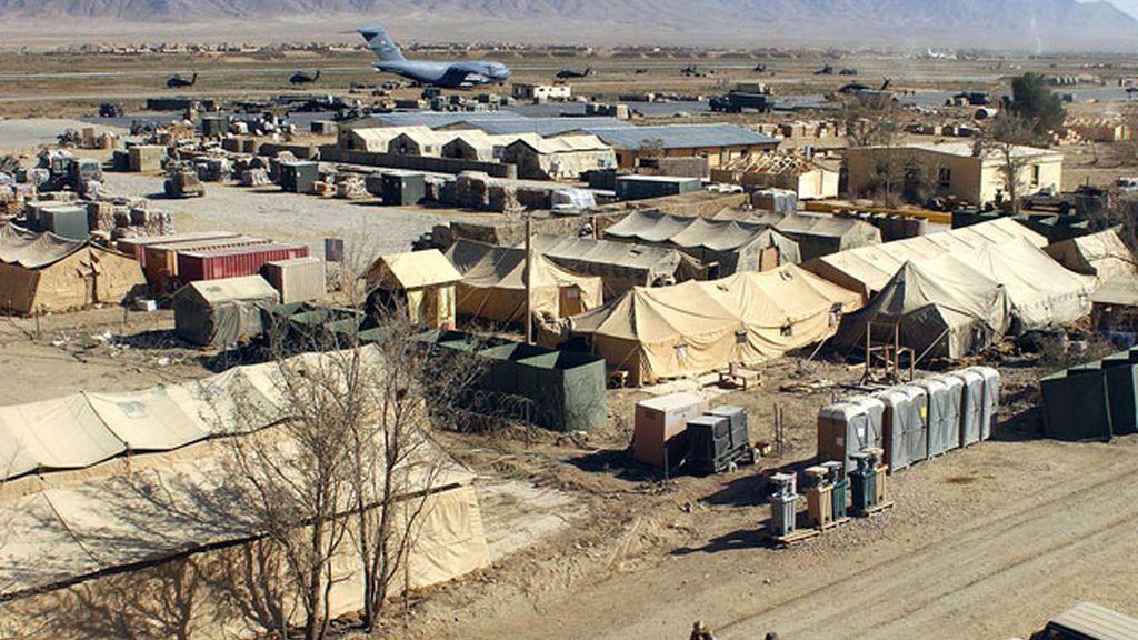Sexo prohibido en la misión de Afganistán