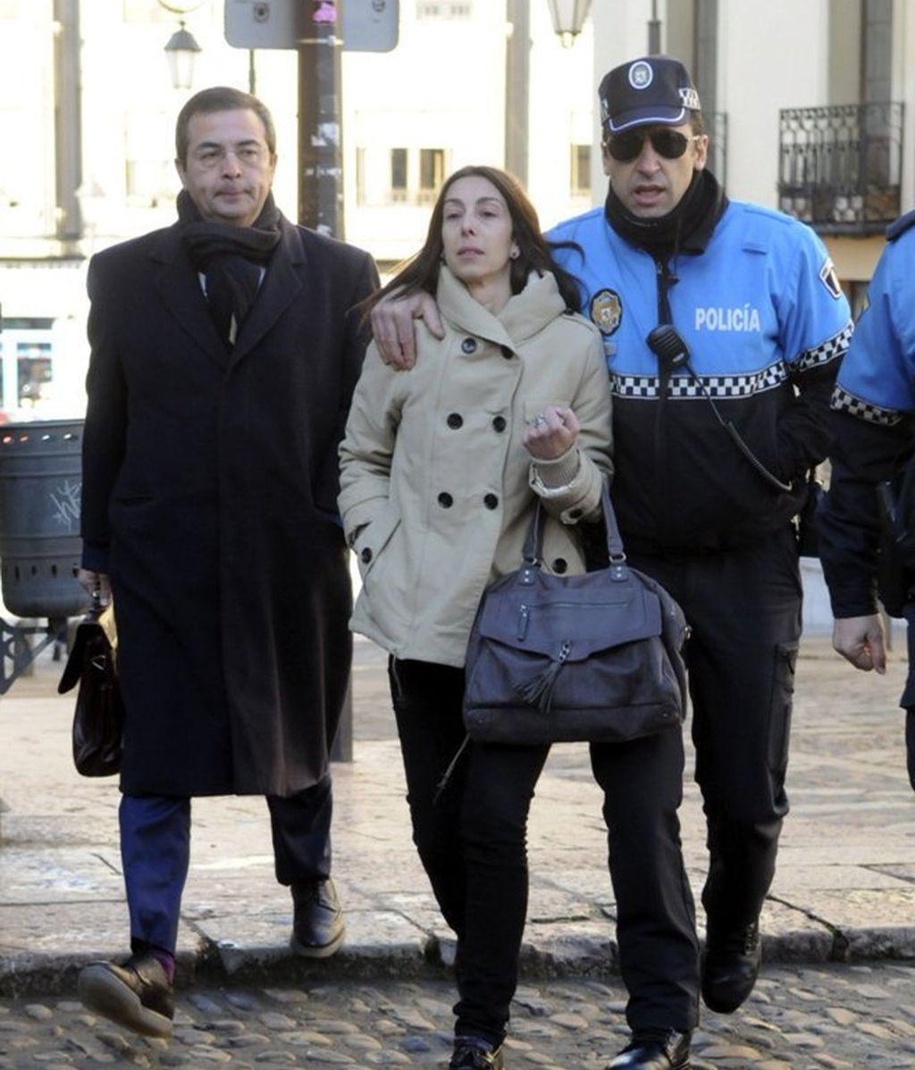 Raquel Gago, la policía condenada por el asesinato de Isabel Carrasco