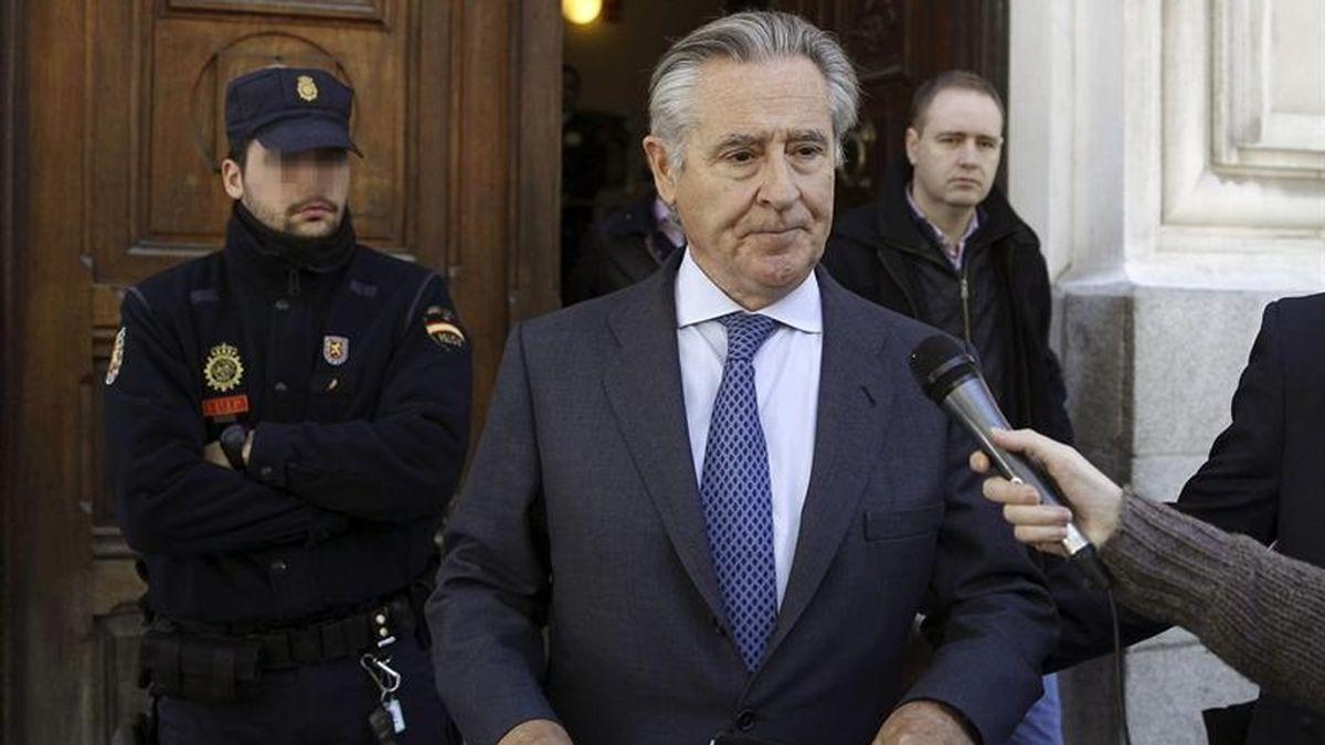 Miguel Blesa,expresidente de Caja Madrid