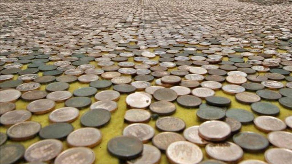 Bruselas plantea la retirada de circulación de las monedas de 1 y 2 céntimos de euro