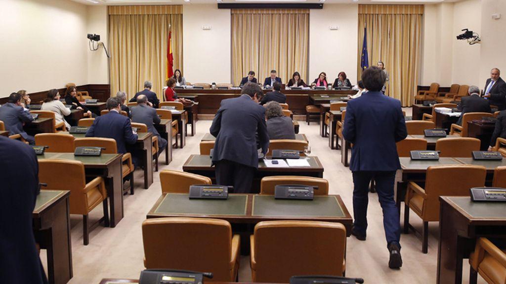 La comisión de justicia inicia el debate de reforma del código penal