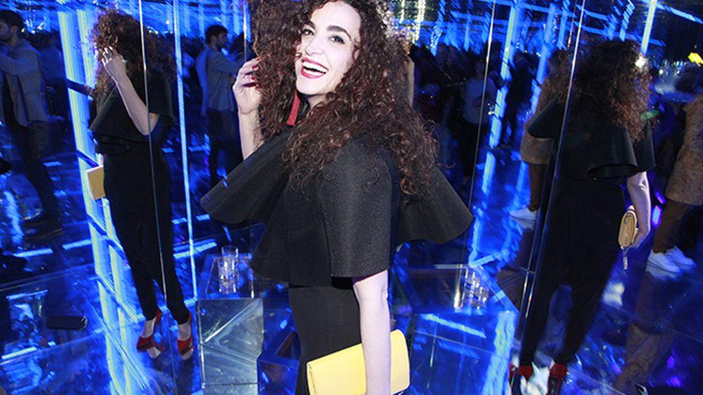 """Una de las tres estrellas de """"Cámbiame"""" Cristina Rodríguez"""