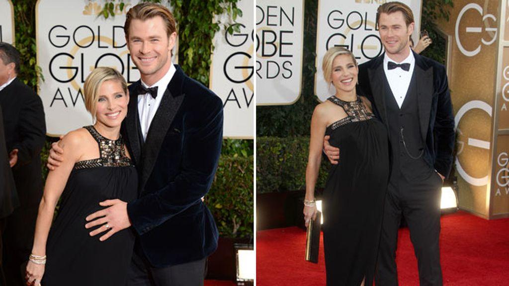 Elsa Pataky y Chris Hemsworth darán dos hermanos a la pequeña India Rose
