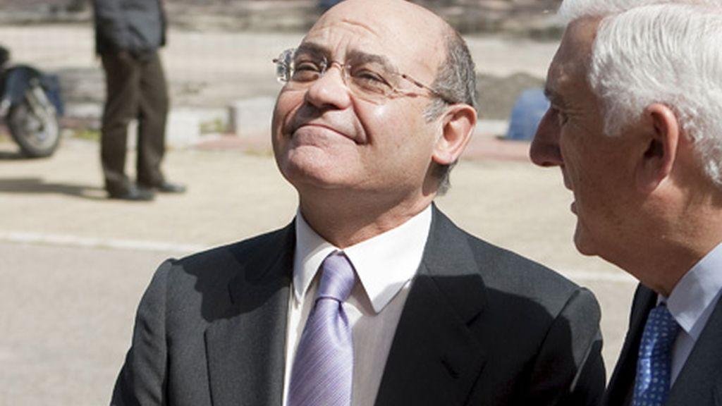 ex presidente de la CEOE y ex dueño del grupo Marsans, Gerardo Díaz Ferrán