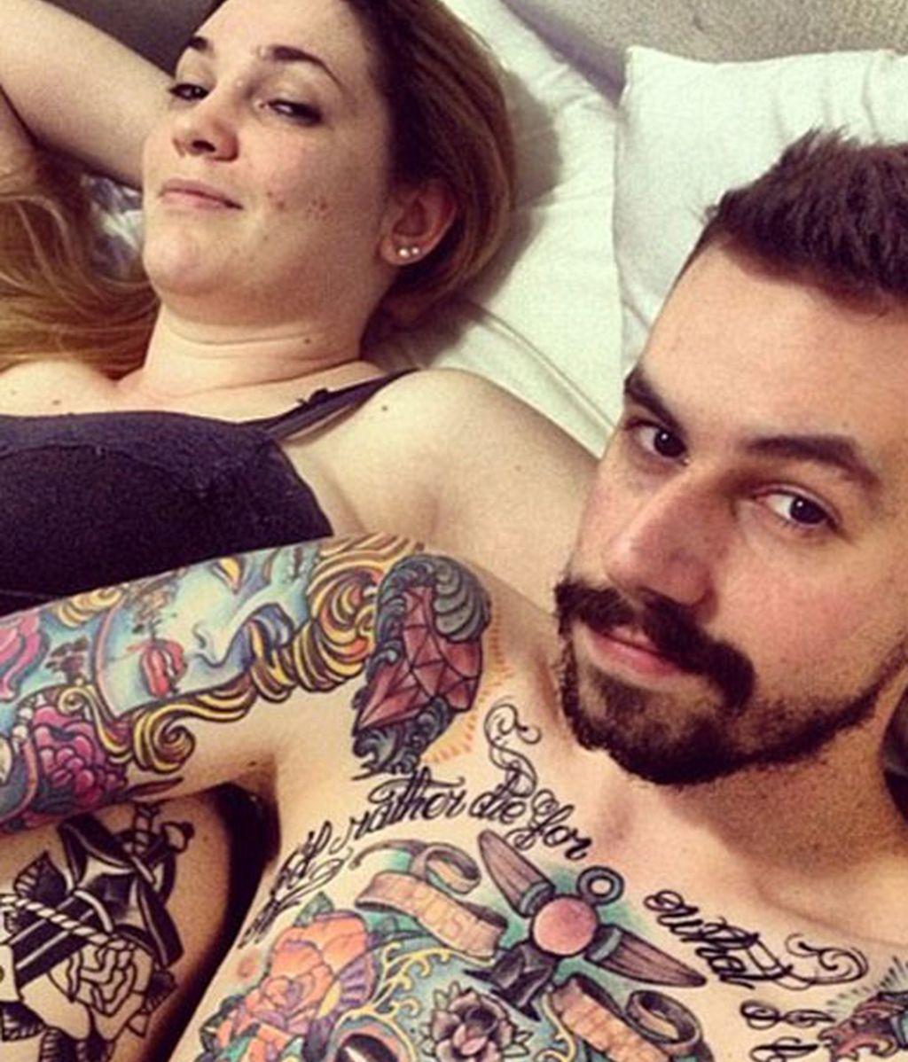 Los 'selfies' se cuelan en la cama