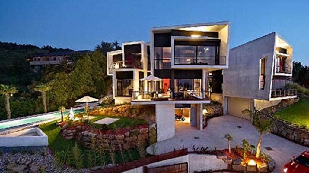 Alguna de las casas nos sorprendre por su peculiar diseño y gran innovación