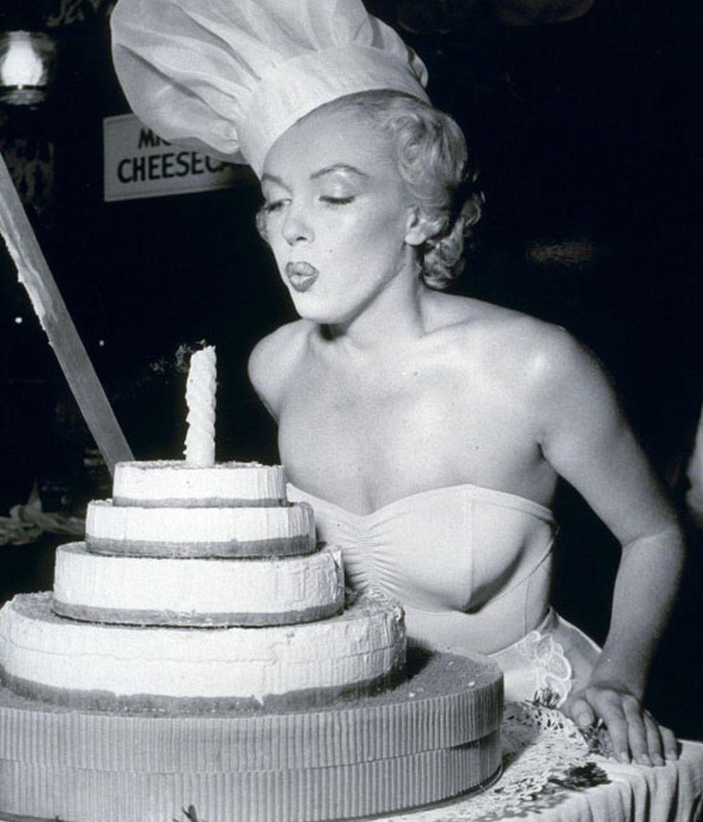 marilyn Monroe, cumpleaños, cine