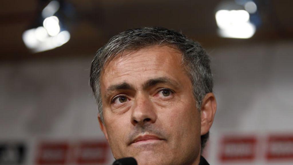 Mourinho defiende a Cristiano Ronaldo