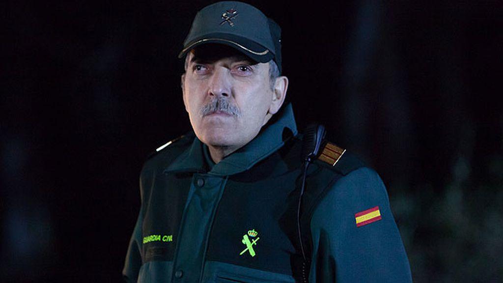 El actor se pondrá en la piel del sargento Torres