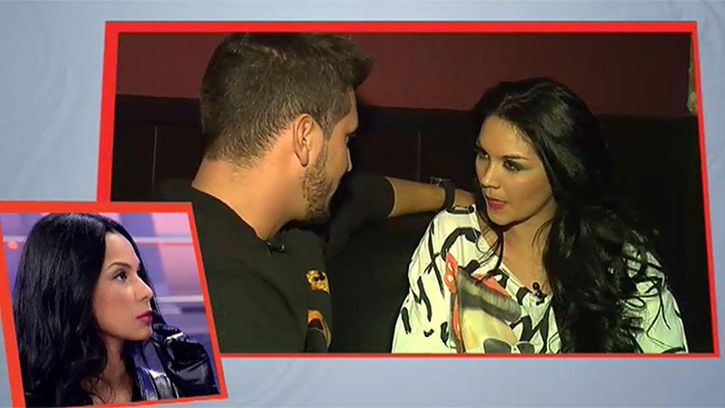 """María, a Manu: """"Sé lo que va a surgir con Paola, te lo ha puesto en bandeja"""""""