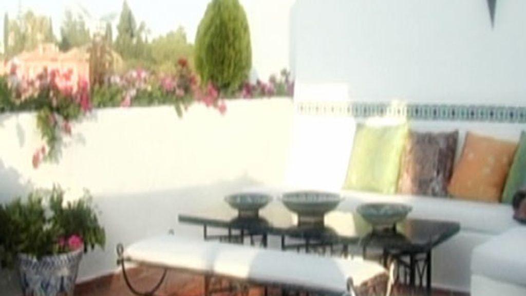 La casa de Lomana en Marbella