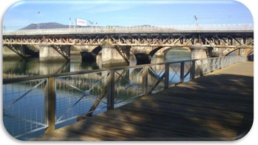 Hendaya, puente