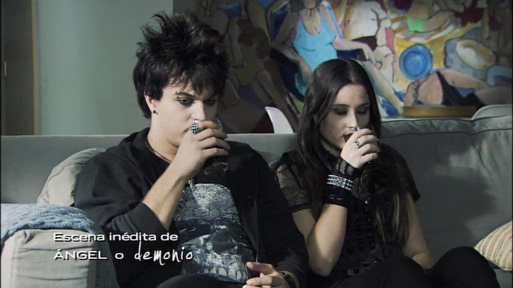YOU DON´T KNOW ME en Angel o Demonio