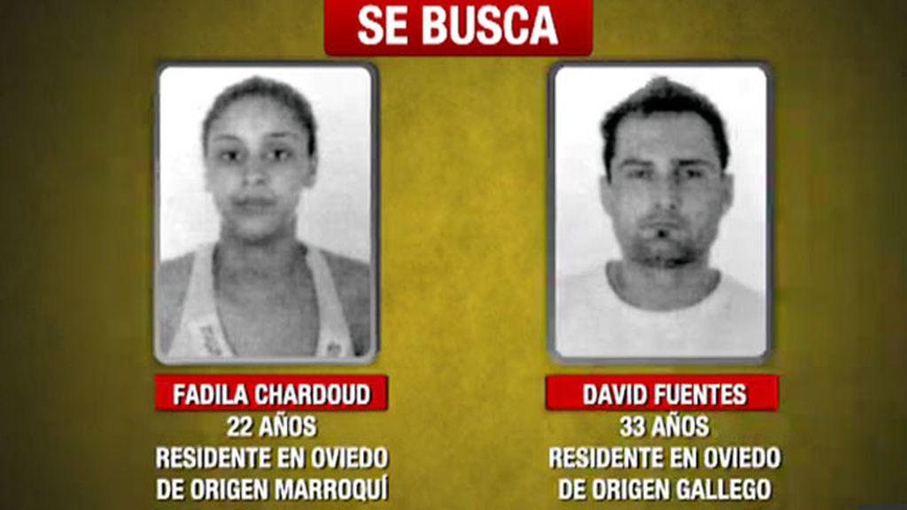 Fadila Radoud, padres huidos, niños muerto en una maleta, Oviedo