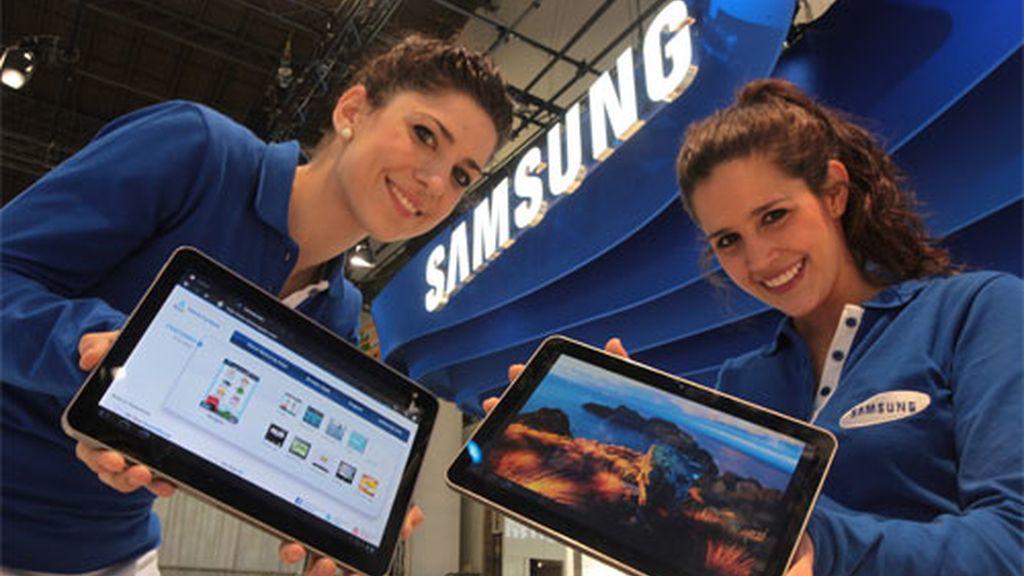El Galaxy Tab 10.1 está considerado por muchos expertos en tecnología como el más serio competidor del iPad de Apple.