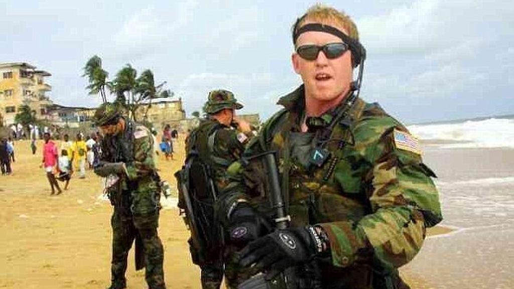 Rob O'Neill, el marine que mató a Osama Bin Laden