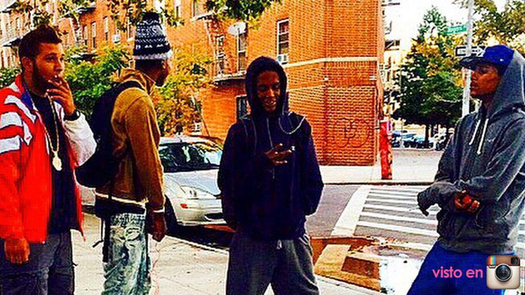 """""""Cuatro del Bronx"""" (Nueva York)"""