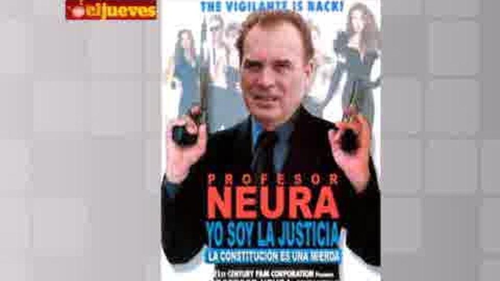 """El Jueves"" retrata a Jesús Neira"