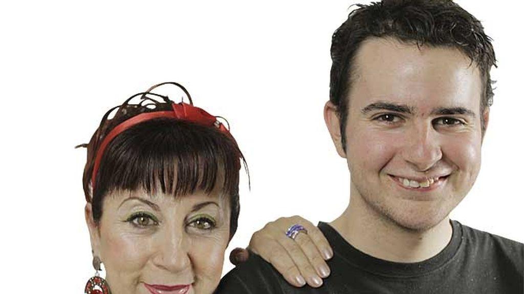 Quién quiere casarse con mi hijo: Daniel del Río y Pilar