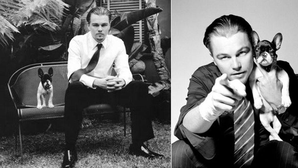 DiCaprio y Django, pareja de cine en lo último de Tarantino