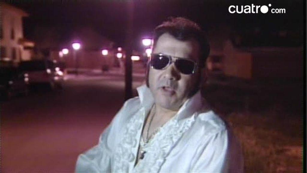 El mayor amante de Elvis en España