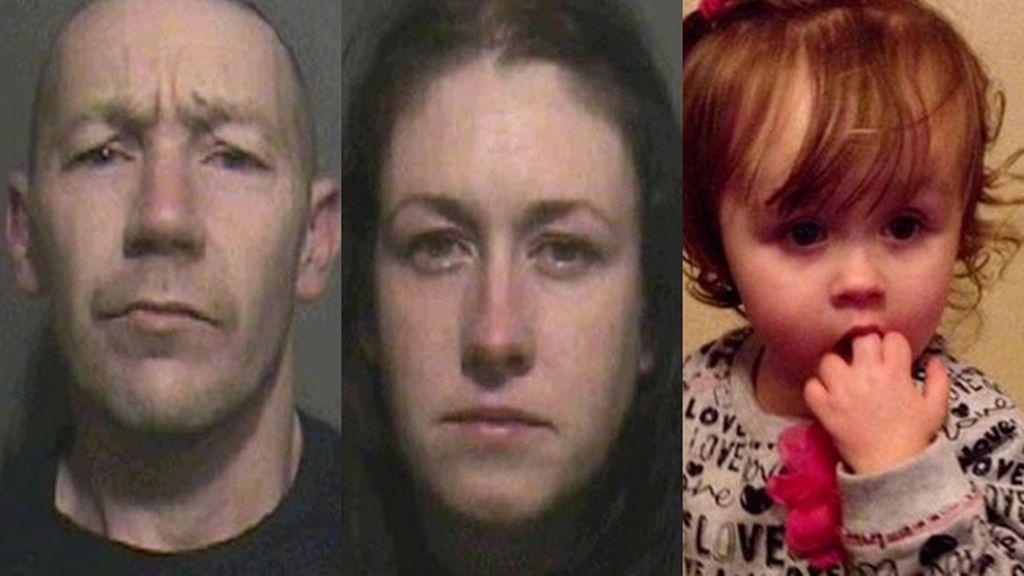 Sentenciados a ocho años de prisión los padres que dieron metadona a su hija