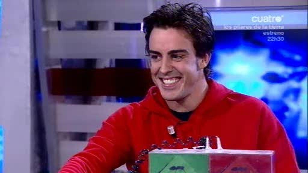 Trancas y Barrancas somenten a Alonso al detector de mentiras
